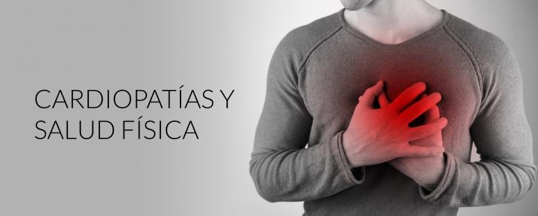 Cardiopatías y salud física