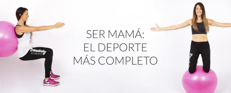 mama deporte más completo