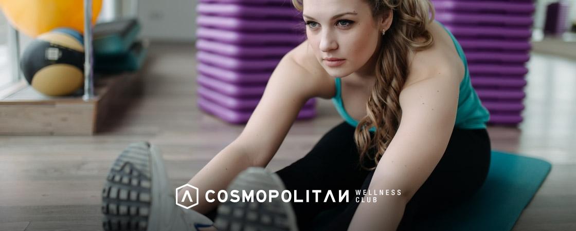 calentar antes y después del ejercicio