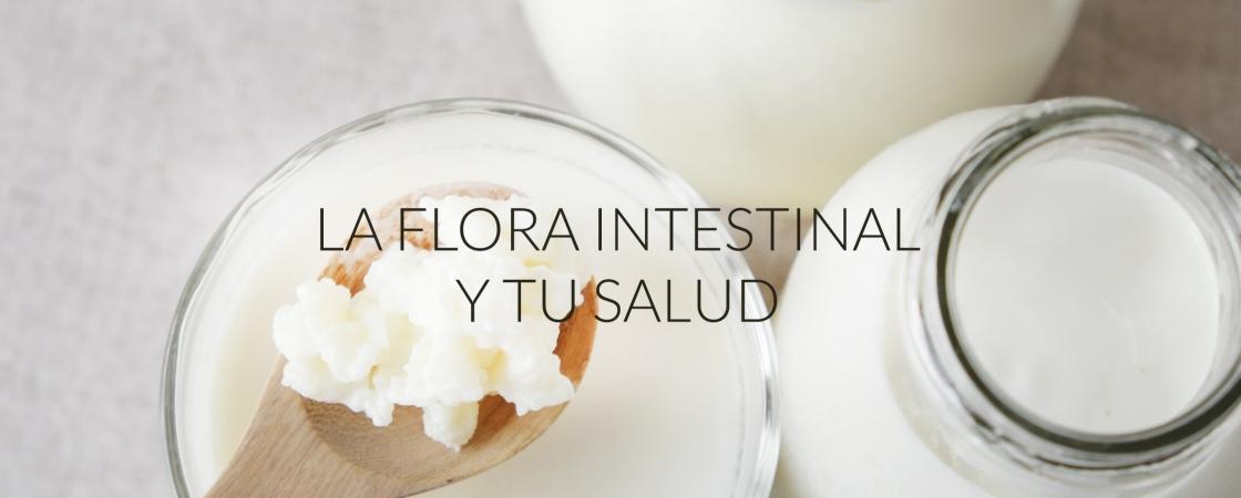 La flora intestinal y tu salud