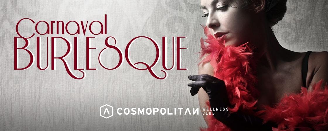 Ven a disfrutar del Carnaval a Cosmopolitan