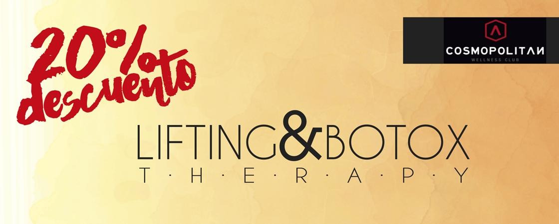 Descuento en Lifting y Botox